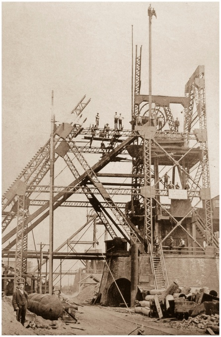 Building the Pithead