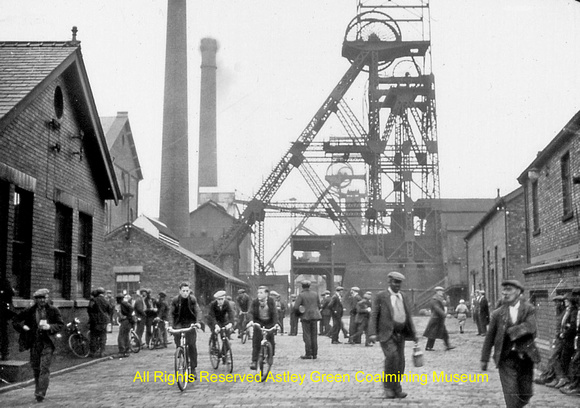 Old Astley Green Photos – LANCASHIRE MINING MUSEUM