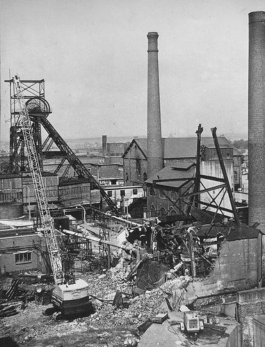 1970 Demolition