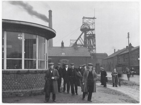 New Pithead Baths 1936